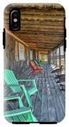 The Porch IPhone X Tough Case