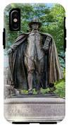 The Puritan Statue IPhone X Tough Case
