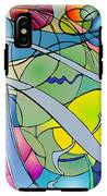 Thought Patterns #2 IPhone X Tough Case