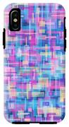 Thought Patterns #5 IPhone X Tough Case