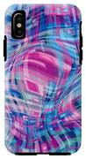 Thought Patterns - Warped #1 IPhone X Tough Case