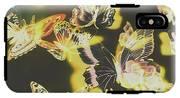 Tropical Glow IPhone X Tough Case