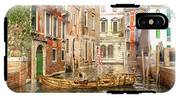 Venice The Little Yellow Duck IPhone X Tough Case