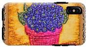 Violets Are  Blue  IPhone X Tough Case