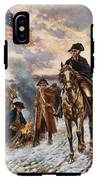 Washington At Valley Forge IPhone X Tough Case
