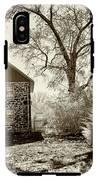 Weikert House At Gettysburg IPhone X Tough Case