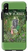 Winter Garden IPhone X Tough Case