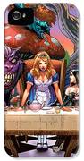 Alice In Wonderland 06a IPhone 5 Case by Zenescope Entertainment