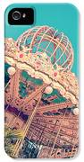 Merry Go Paris IPhone 5 Case by Delphimages Photo Creations