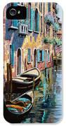 Venezia In Rosa IPhone 5 Case by Guido Borelli