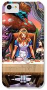 Alice In Wonderland 06a IPhone 5c Case by Zenescope Entertainment