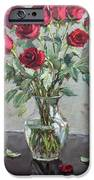 Red Roses IPhone 6 Case by Ylli Haruni