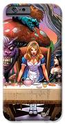 Alice In Wonderland 06a IPhone 6 Case by Zenescope Entertainment