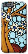 The Loving Tree iPhone Case by Sharon Cummings