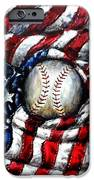 All American iPhone Case by Shana Rowe