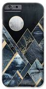 Stormy Mountains IPhone 6 Case by Elisabeth Fredriksson