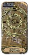 The Wheel of Fortune iPhone Case by John Edwards