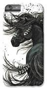 Majestic Spirit Horse  IPhone 6 Plus Case by AmyLyn Bihrle