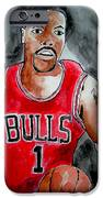 Derrick Rose IPhone 6s Case by Sidney Holmes