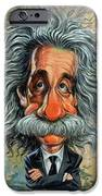Albert Einstein IPhone 6s Case by Art
