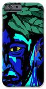 Blue Man IPhone 6s Case by Moshfegh Rakhsha