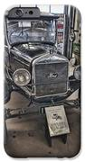 1926 Ford Model T Runabout IPhone Case by Douglas Barnard