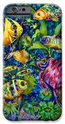 Fish Tales IIi IPhone 6s Case by Ann  Nicholson