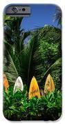 Surf Board Fence Maui Hawaii IPhone 6s Case by Edward Fielding