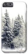 Winter Wonderland. Elegant Knickknacks From Jennyrainbow IPhone Case by Jenny Rainbow