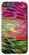 Most Wanted Art Award Oil Painting Original Abstract Modern Contemporary House Office Wall Deco  IPhone 6s Case by Emma Lambert