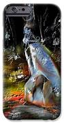 Abstract 1 IPhone Case by Francoise Dugourd-Caput