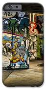 Art Of The Underground IPhone Case by Heather Applegate