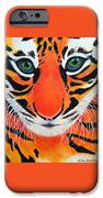 Baby Tiger IPhone 6s Case by Lisa Bentley