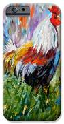 Barnyard Rooster IPhone 6s Case by Barbara Pirkle