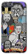 Big Trouble IPhone 6s Case by Gary Niles