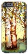 Birch Trees IPhone 6s Case by Diane Ferron