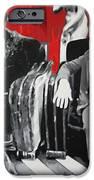Black Lodge IPhone Case by Ludzska