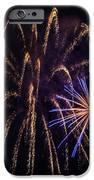Blue Orange Yellow Fireworks Galveston IPhone 6s Case