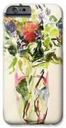 Bouquet  IPhone Case by Julie Held