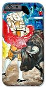 Bull Fighter IPhone 6s Case by Andrea Vazquez-Davidson