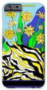 Bumble Bee Vase IPhone 6s Case by Lewanda Laboy