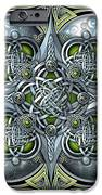 Celtic Hearts - Green And Silver IPhone 6s Case
