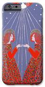 Christmas 77 IPhone Case by Gillian Lawson