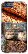 Column Parts At The Acropolis IPhone Case by Deborah Smolinske