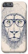 Cool Lion IPhone 6s Case by Balazs Solti