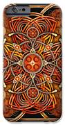Copper And Gold Celtic Cross IPhone 6s Case by Richard Barnes