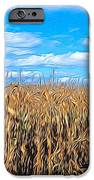 Corn Field IPhone 6s Case by Peter Jackson