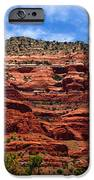 Courthouse Butte Rock Formation Sedona Arizona IPhone Case by Amy Cicconi