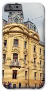 Croatian Railways Administration Building In Zagreb  IPhone 6s Case by Borislav Marinic