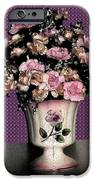 Dark Ink Vase And Flowers IPhone 6s Case